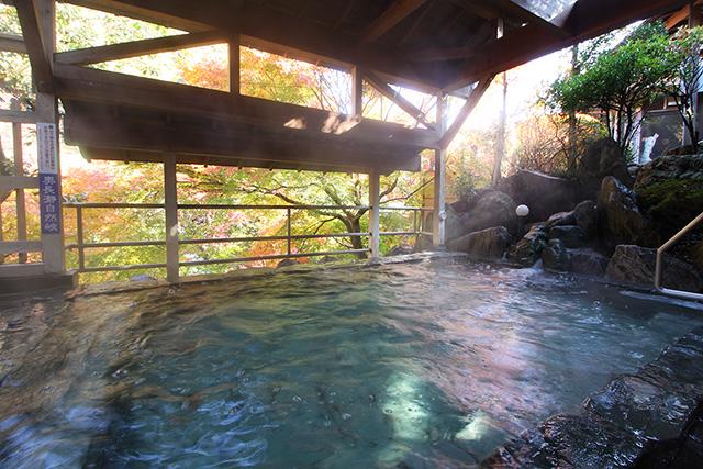 日帰り温泉満願の湯